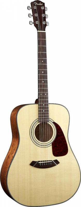 Акустическая гитара FENDER CD-140S NAT