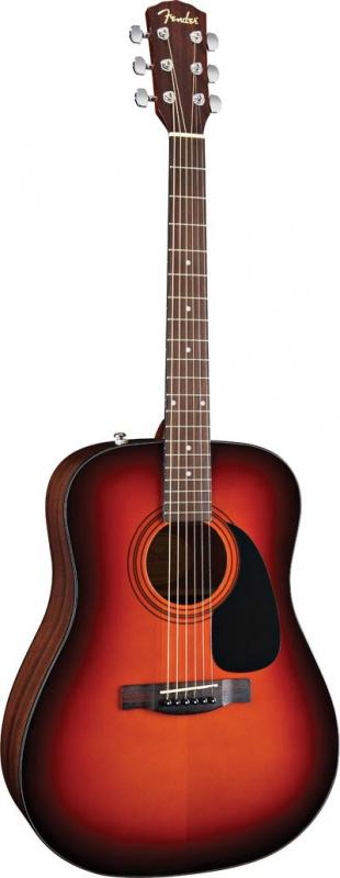 Электроакустическая гитара FENDER CD-60CE BSB