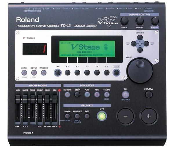 Roland TD12