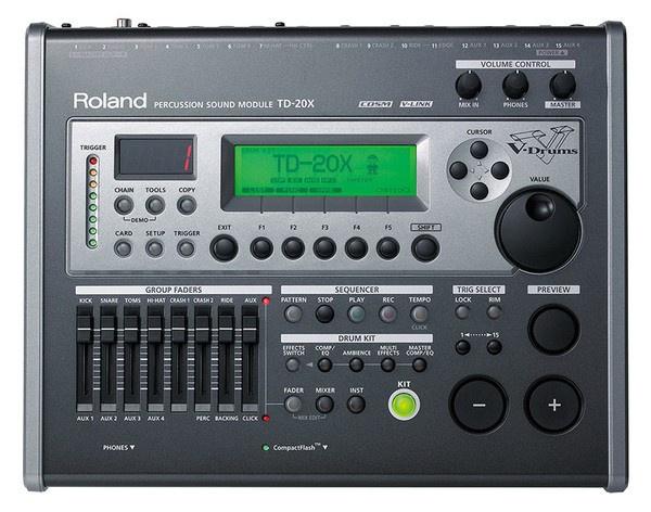 Roland TD20X