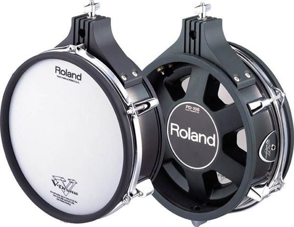 Тренировочный пэд Roland PD105WT