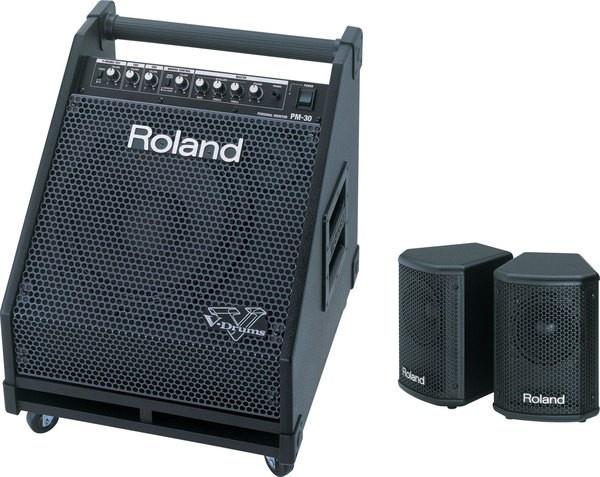 Комбоусилитель для электронных барабанов ROLAND PM30