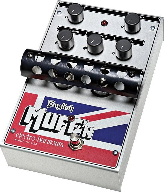 Педаль эффектов Electro-Harmonix English Muff'n