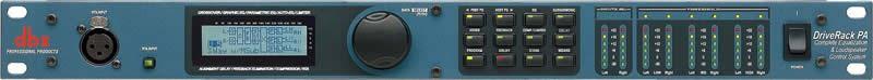 Акустический процессор Dbx DriveRack PA
