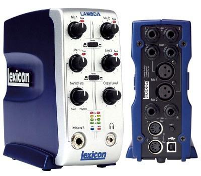 Настольная министудия Lexicon Lambda Studio