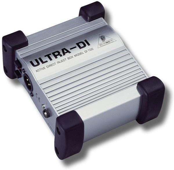 DI Box Behringer DI100 ULTRA-DI