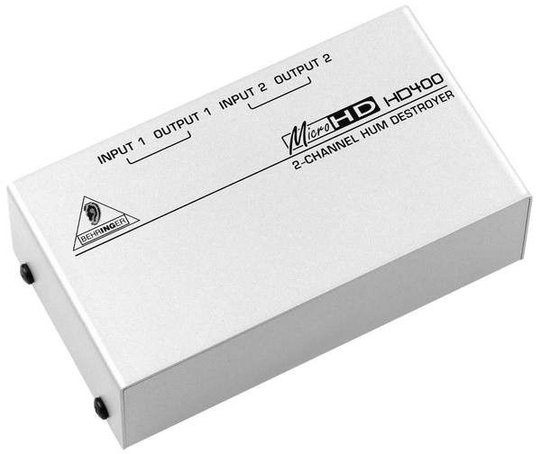 Подавитель фона Behringer HD400 MICROHD