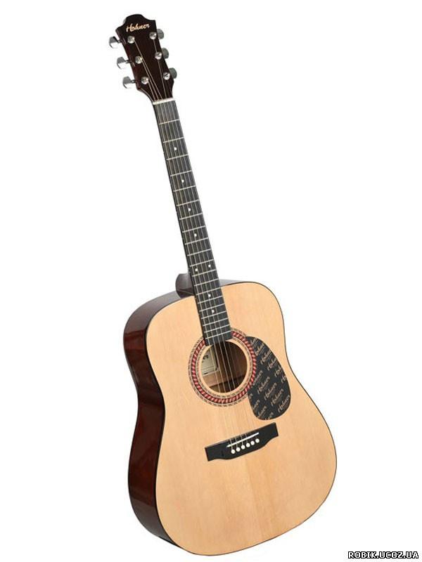 Акустическая гитара Hohner HW 220-N
