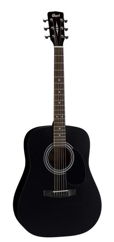 Акустическая гитара CORT AD810 (BKS)