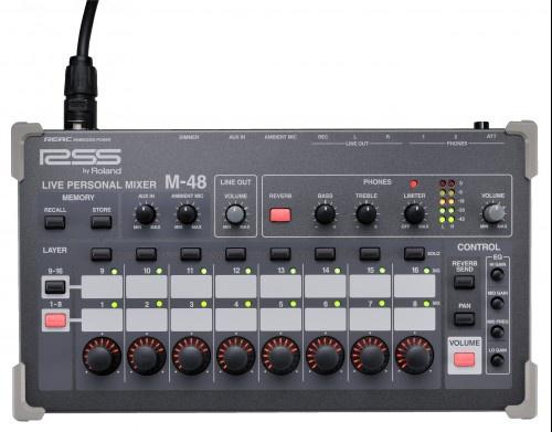 Микшерный пульт Roland RSS M-48