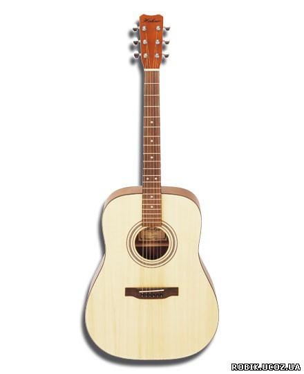 Акустическая гитара HOHNER HW-600 NT