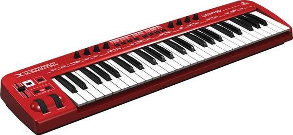 USB / MIDI-клавиатура  Behringer UMX490