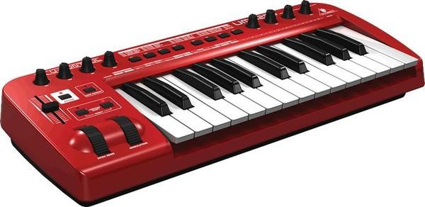 USB/MIDI-клавиатура Behringer UMX250
