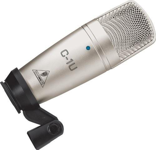 Студийный микрофон Behringer C1U