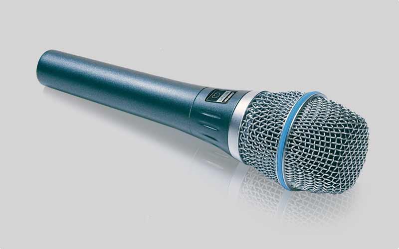 Мкрофон Shure BETA87A