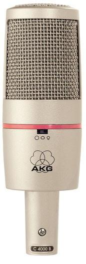 Студийный микрофон AKG C4000