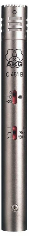 Студийный микрофон AKG C451B