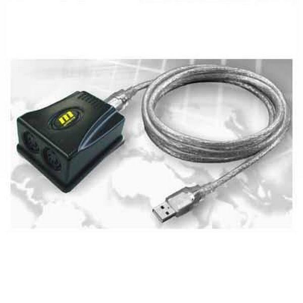 Миди-USB кабель MIDITECH MIDIFACE 1х1