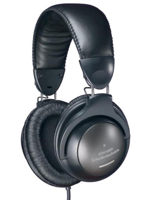 Студийные наушники AUDIO-TECHNICA ATH-M20