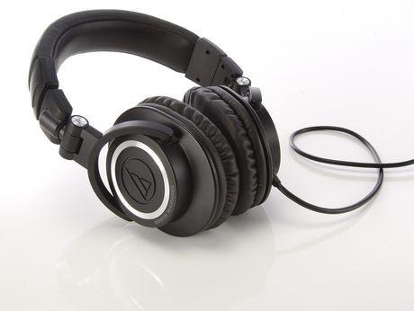 Студийные наушники AUDIO-TECHNICA ATH-M50S