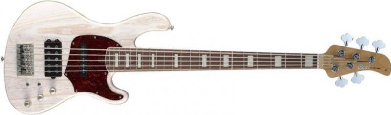 Бас-гитара CORT GB75 WBL