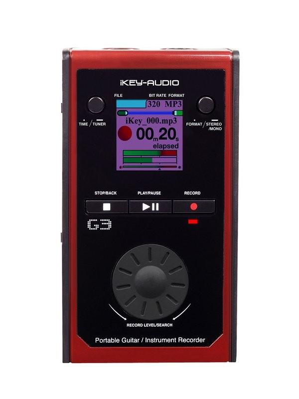MP3/WAV-рекордер i-KEY-AUDIO G-3