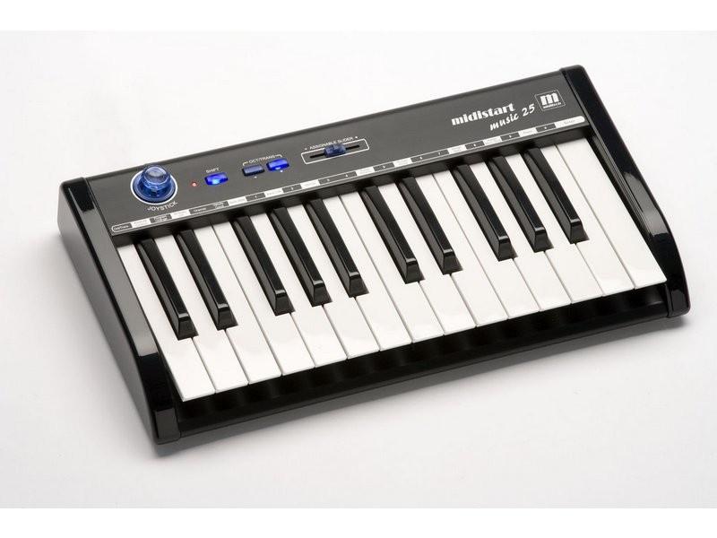 Клавиатура MIDITECH MIDISTART MUSIC-25