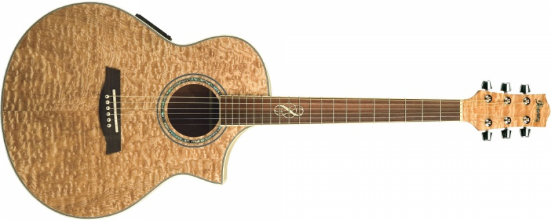 Электроакустическая гитара IBANEZ EW20ASE-NT