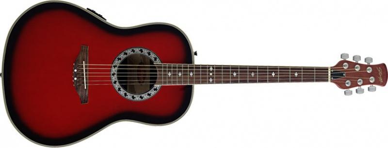 Электроакустическая гитара STAGG A1006 RDS