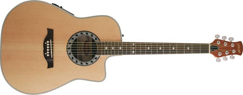 Электроакустическая гитара STAGG A4006
