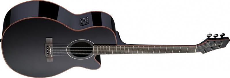Электроакустическая гитара STAGG NA38MJCBB