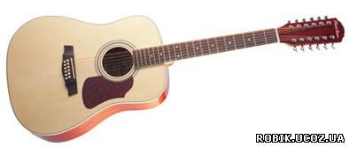 Акустическая гитара KAPOK LD1612ST