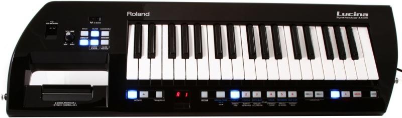 Синтезатор ROLAND Lucina AX09 BK