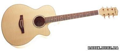 Электроакустическая гитара PEARL RIVER LO20CEQ