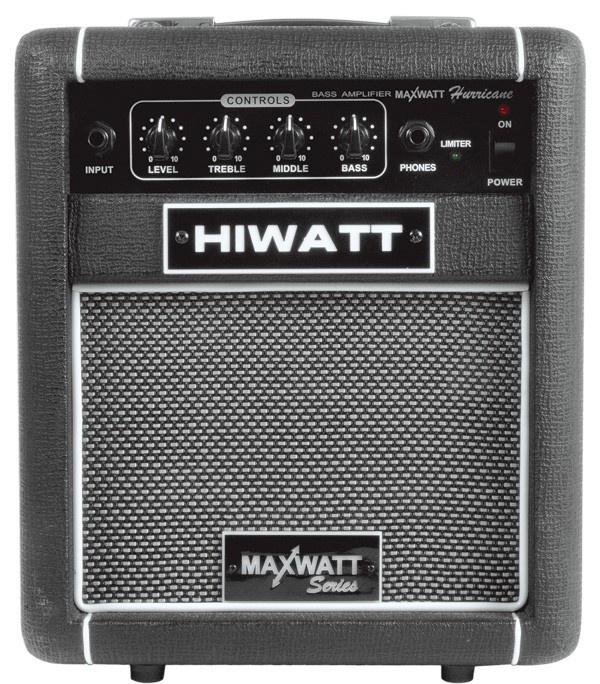 HIWATT HURRICANE MaxWatt