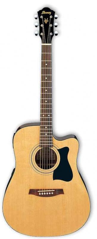 Электроакустическая гитара IBANEZ V72ECE NT