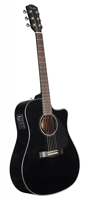 Электроакустическая гитара FENDER CD-110CE DREADNOUGHT BLACK FISHMAN CLASSIC IV