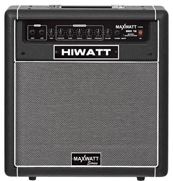 HIWATT B-60 MaxWatt