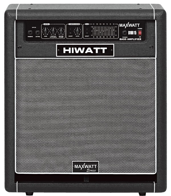 HIWATT B-100 MaxWatt