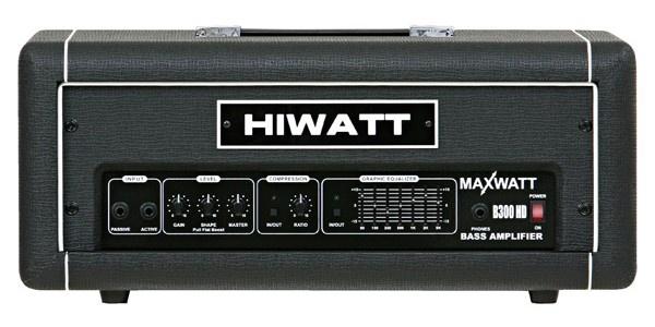HIWATT B-300HD MaxWatt series