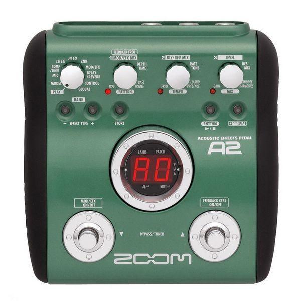 Гитарный процессор ZOOM A2 + AC