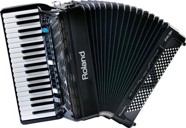 Аккордеон Roland FR3XBK