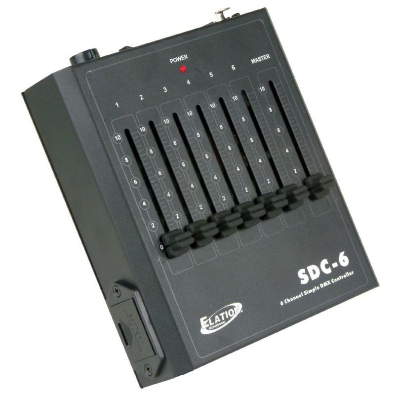 Контроллер American Audio SDC-6