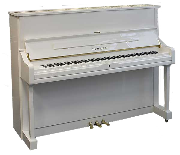 Акустическое пианино YAMAHA U1 PWH