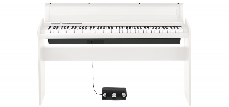 Цифровое пианино KORG LP-180-WH