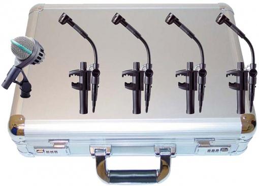 Набор микрофонов AKG Drum Set Standart (б/у)