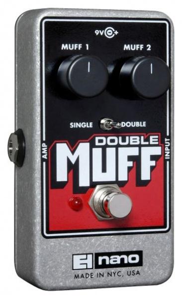 Педаль эффектов Electro-Harmonix Nano Double Muff