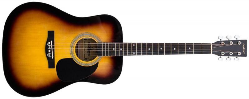 Акустическая гитара Maxtone WGC-4010 SB
