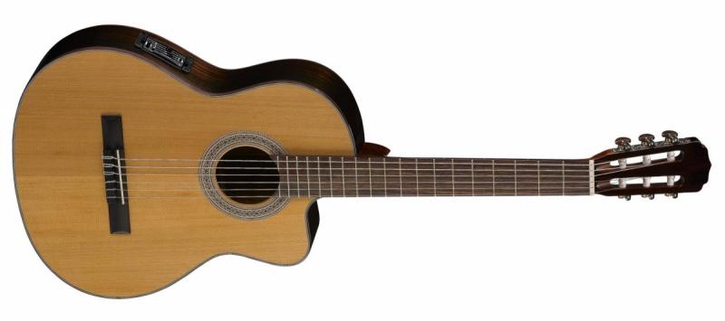 Классическая гитара CORT ACC15F NAT