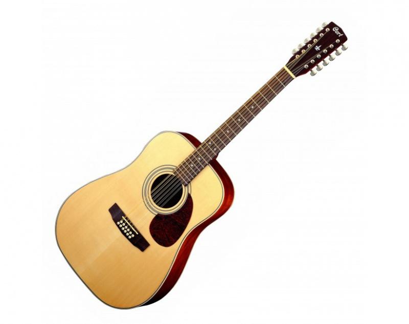 Акустическая гитара Cort Earth70-12 NS